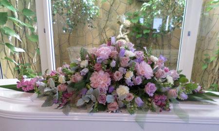 Heritage Floral Mauve Seasonal