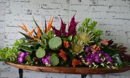 Heritage Floral Tropical Premium